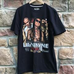 Vintage Lil Wayne Hip Hop concert rap tee