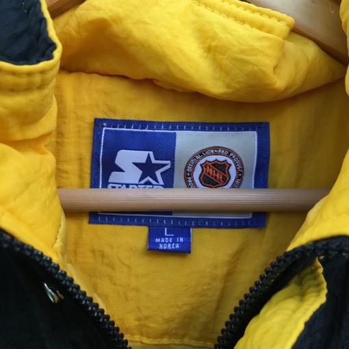 vintage Starter Pittsburgh jacket 90's