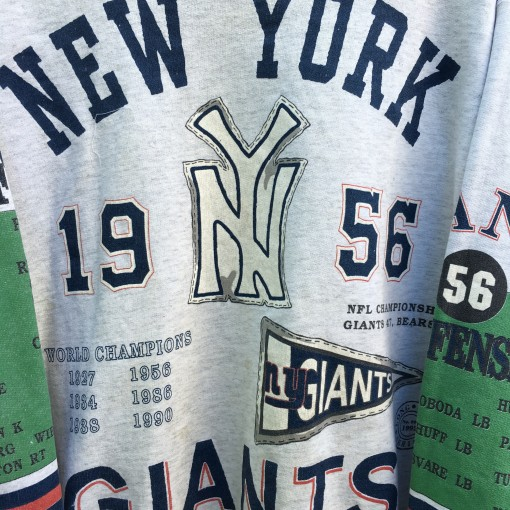 vintage 90's New York Giants NFL crewneck
