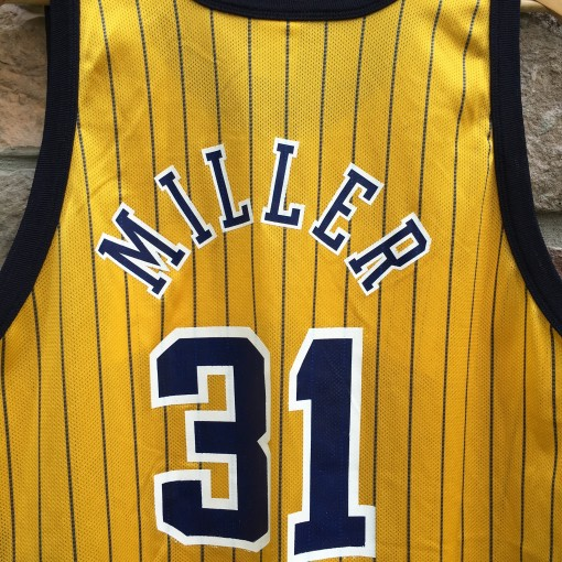 Reggie Miller jersey for sale