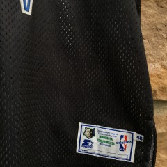 authentic Starter Timberwolvers jersey