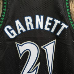Kevin Garnett authentic throwback jersey