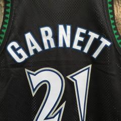 Kevin Garnett authentic throwback jersey