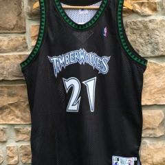 Kevin Garnett Minnesota T wolves jersey