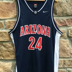 vintage Arizona Wildcats Andre Iguodala authentic ncaa jersey