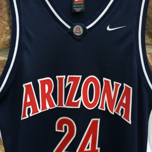 Arizona Wildcats authentic Iguodala throwback jersey