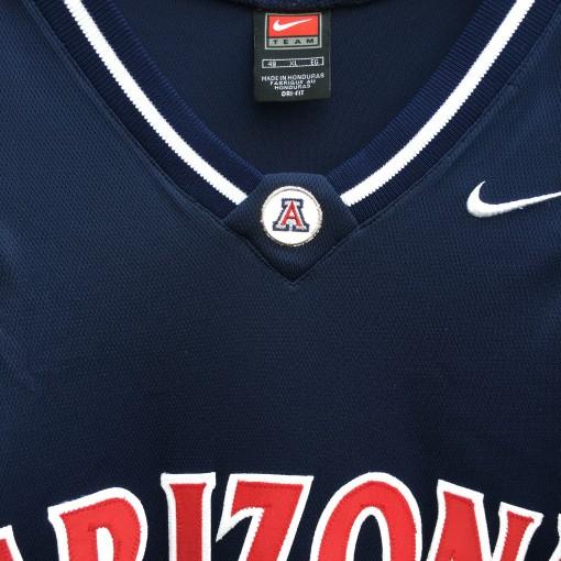 vintage AZ wildcats NCAA jersey