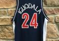 Andre Iguodala Arizona Wildcats NCAA jersey