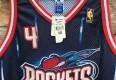 deadstock Houston Rockets Authentic Charles Barkley jersey