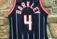 Charles Barkley Houston Rockets authentic NBA jersey