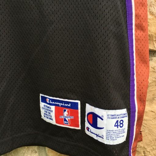 size 48 authentic utah Jazz Stockton jersey