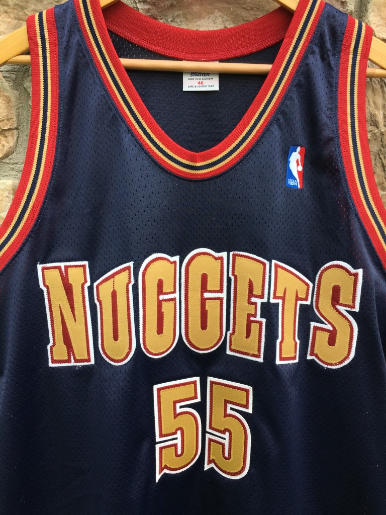 f5c2fe04aa4 Mutombo Nuggets authentic jersey for sale. IMG 0622. Add to Wishlist loading