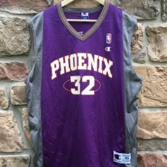 2000's Jason Kidd Phoenix Suns Champion NBA jersey size 40