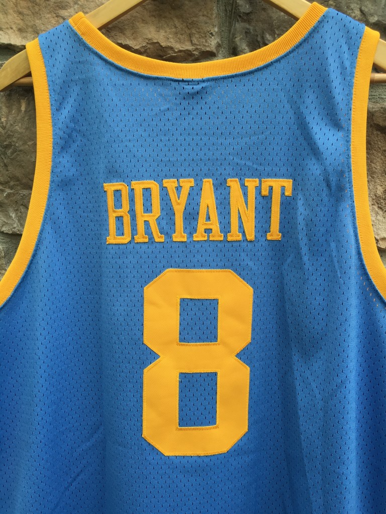 Kobe Bryant Mpls Lakers Nike Swingman Nba Jersey Size Xl