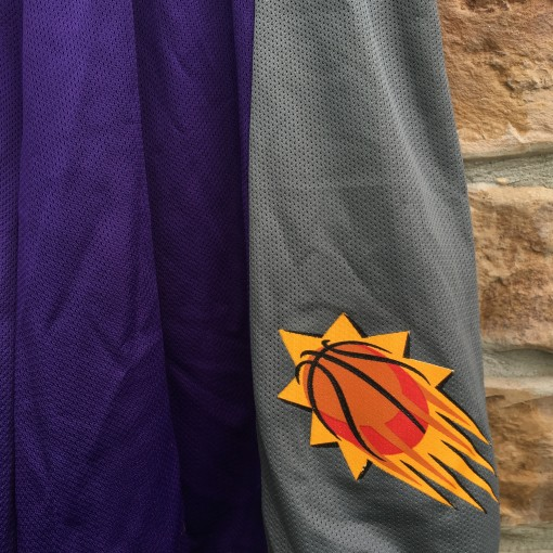 vintage Phoenix Suns Champion NBA shorts size large