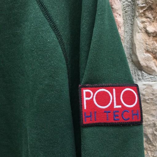 vintage Polo Hi Tech Crewneck sweatshirt
