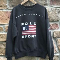 vintage 90's Polo Sport Ralph Lauren Crewneck