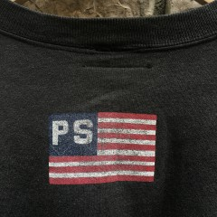 Polo Sport PS flag crewneck