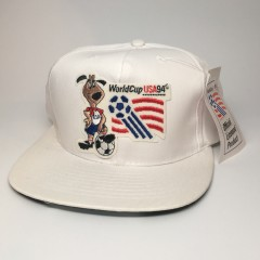 vintage 1994 World Cup Striker snapback hat USA