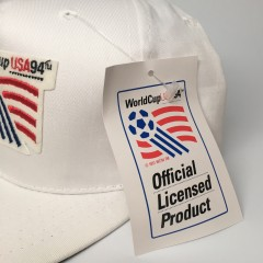 deadstock 1994 World Cup USA Striker snapback hat
