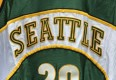 vintage seattle supersonics Gary Payton 2001 jersey