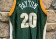 vintage Gary Payton Seattle Supersonics Reebok authentic jersey size 48