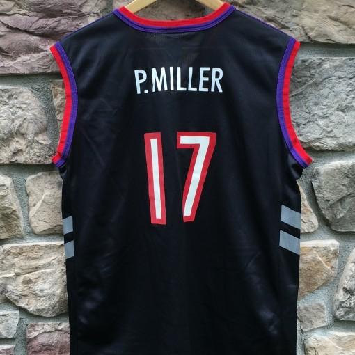 Percy Master P Miller Toronto Raptors Champion NBA jersey size 40
