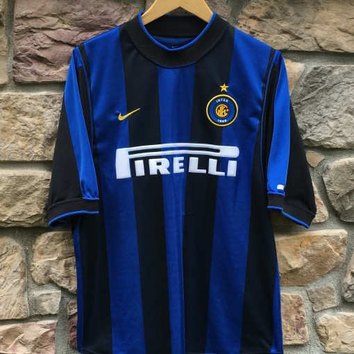 90's Inter Milan Pierelli Nike Authentic jersey