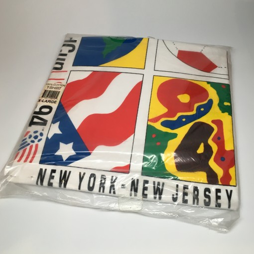 1994 World Cup Soccer t shirt size xl