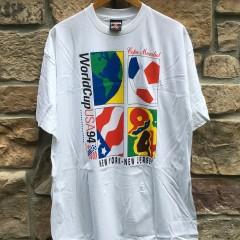 1994 World Cup Soccer T shirt