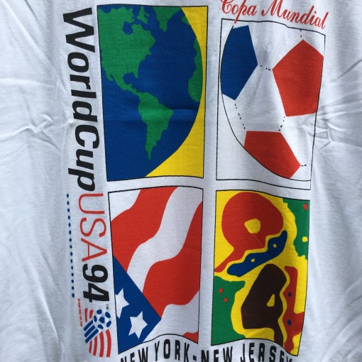 1994 World Cup USA Soccer T shirt