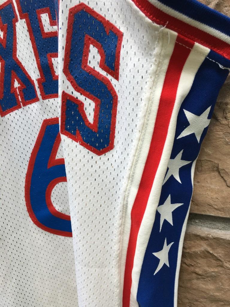 7f45ab8d715 vintage julius erving 70 s Philadelphia sixers nba jersey. vintage 76ers  NBA jersey