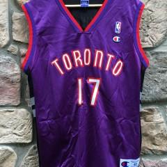 vintage Toronto Raptors Master P Jersey size 40