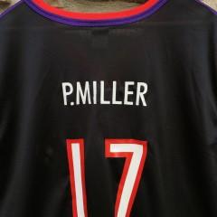 Percy Miller Master P Toronto Raptors jersey