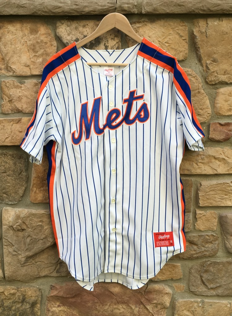 1bf8d1048 1991 New York Mets Rawlings Authentic Diamond Collection MLB Jersey ...