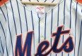 New York Mets 1991 authentic Rawlings mlb jersey size 44 large