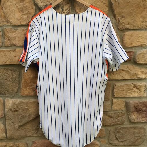 vintage blank mets jersey