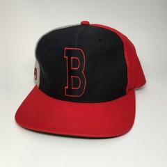 Vinage Starter Atlanta Braves Tri pinwheel snapback hat