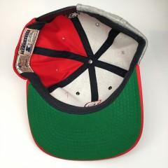 Vintage Atlanta Braves snapback hat