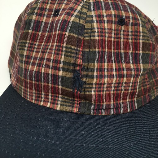 vintage Polo Ralph Lauren Plaid hat