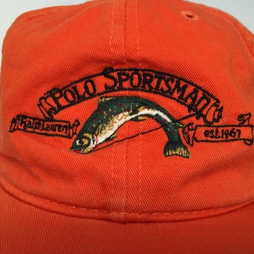 vintage polo sportsman polo sport hat