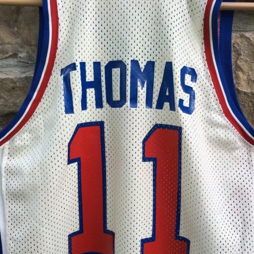 Bad Boys Detroit Pistons Thomas jersey
