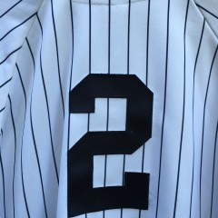 Jeter #2 jersey