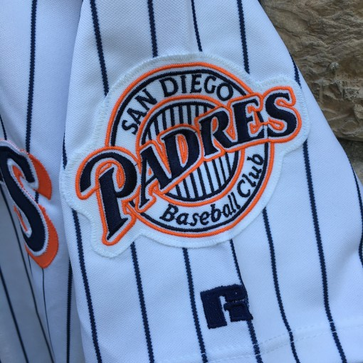 San Diego Padres MLB jersey patch