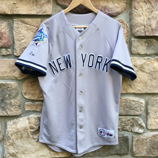 vintage 1998 World Series Marino Rivera New york yankees MLB jersey