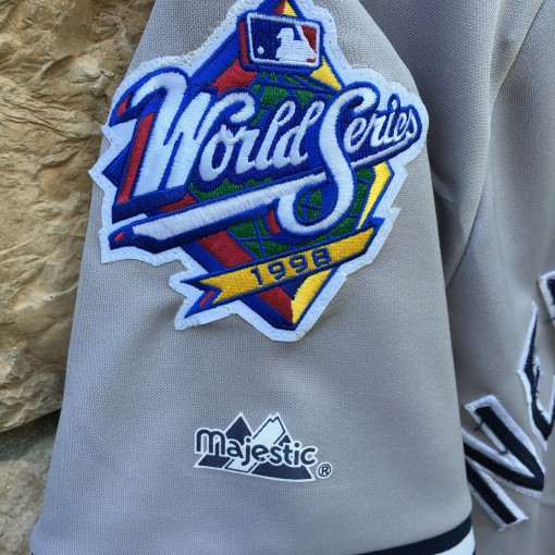 1998 World Series Yankees jersey