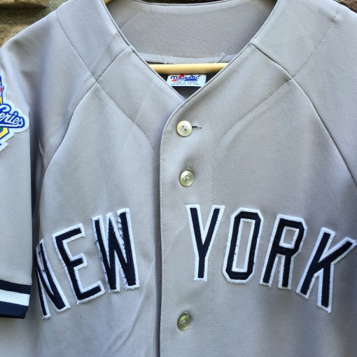 Vintage New York Yankees 1998 World Series jersey