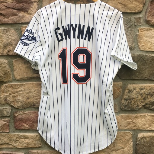 vintage authentic Tony Gwynn San Diego Padres Jersey size 44
