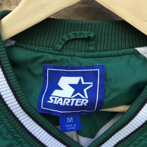vintage starter jacket size medium