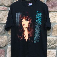 vintage 90's Wynonna tell me why rocket concert t shirt